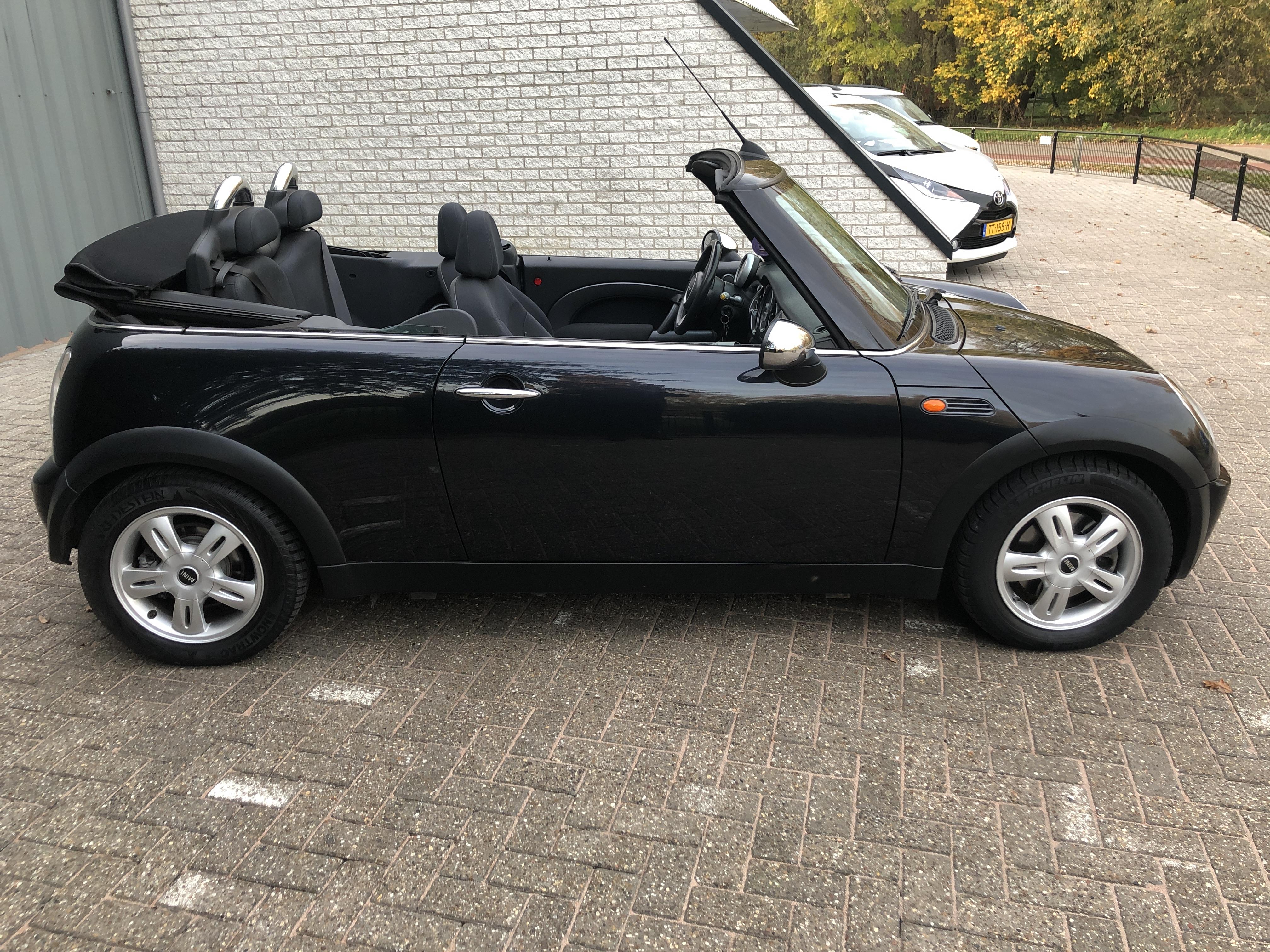 Mini Mini 1.6 16V Cooper Cabrio