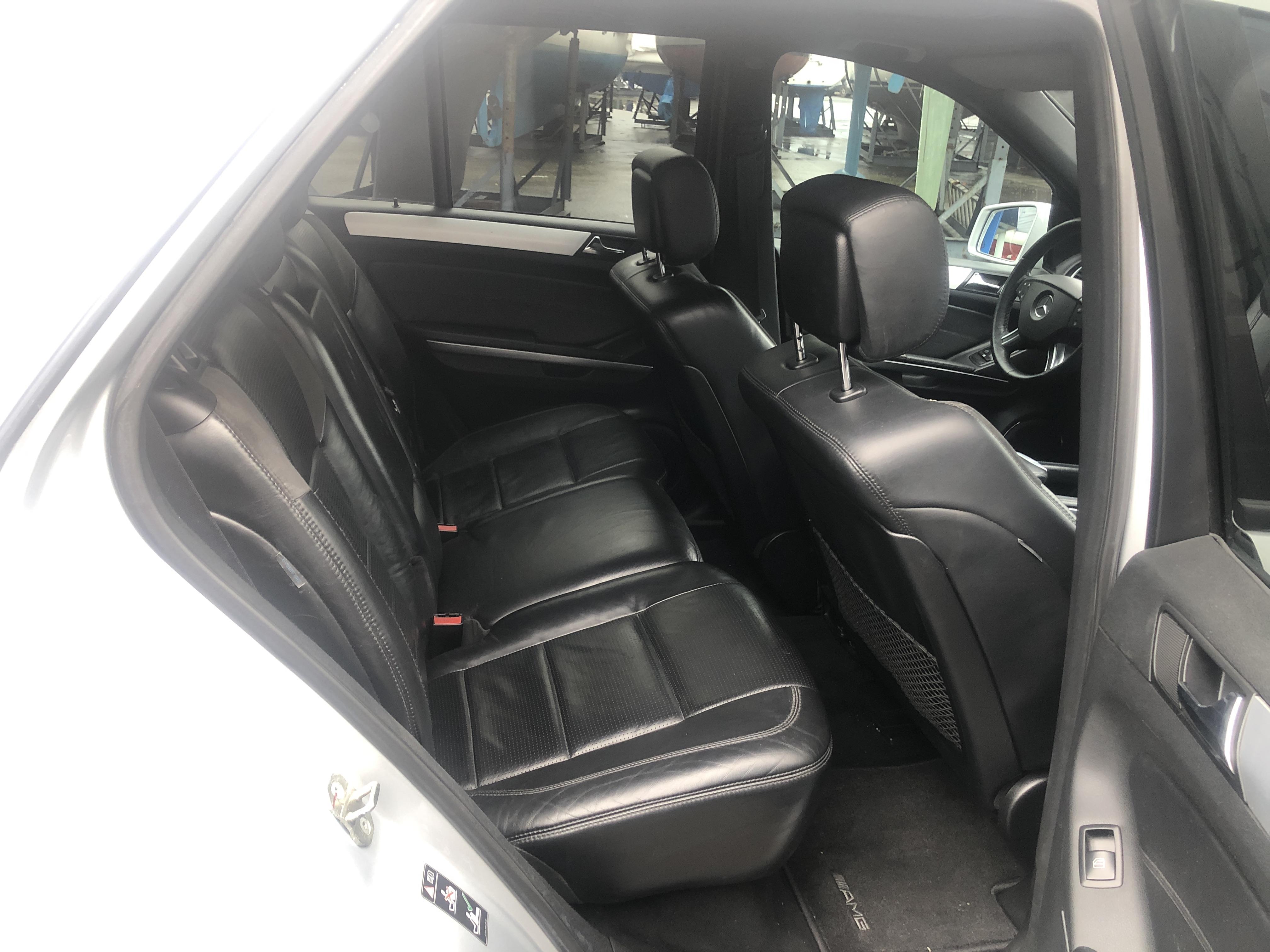 Mercedes ML 63 AMG Facelift Black Edition