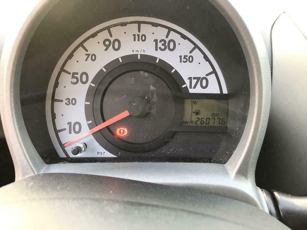 Toyota Aygo 1.0 12V Vvt-i 3DRS MMT 2007 Rood