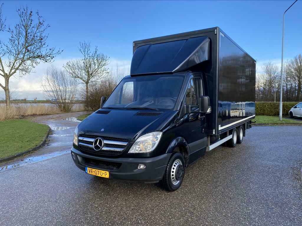 Mercede Sprinter 519 clixtar BE 2013