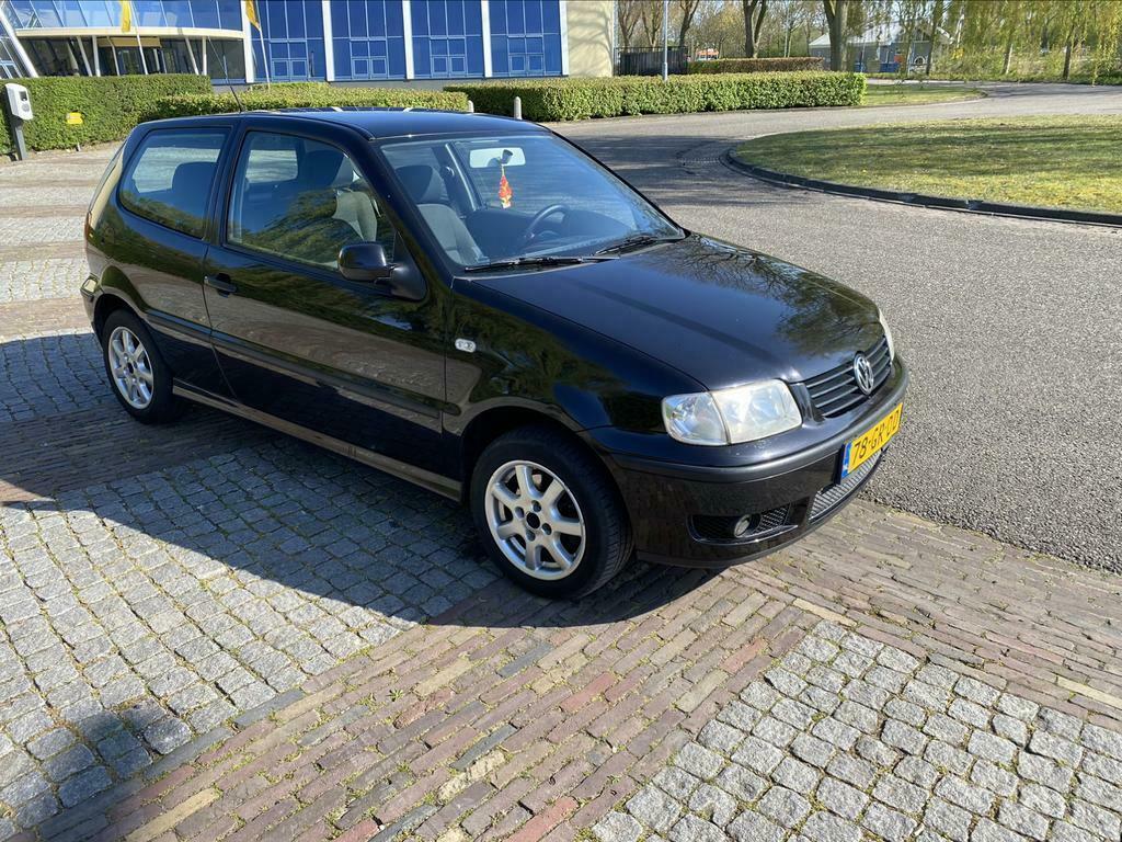 Volkswagen Polo 1.4 bj2001 nieuwe apk