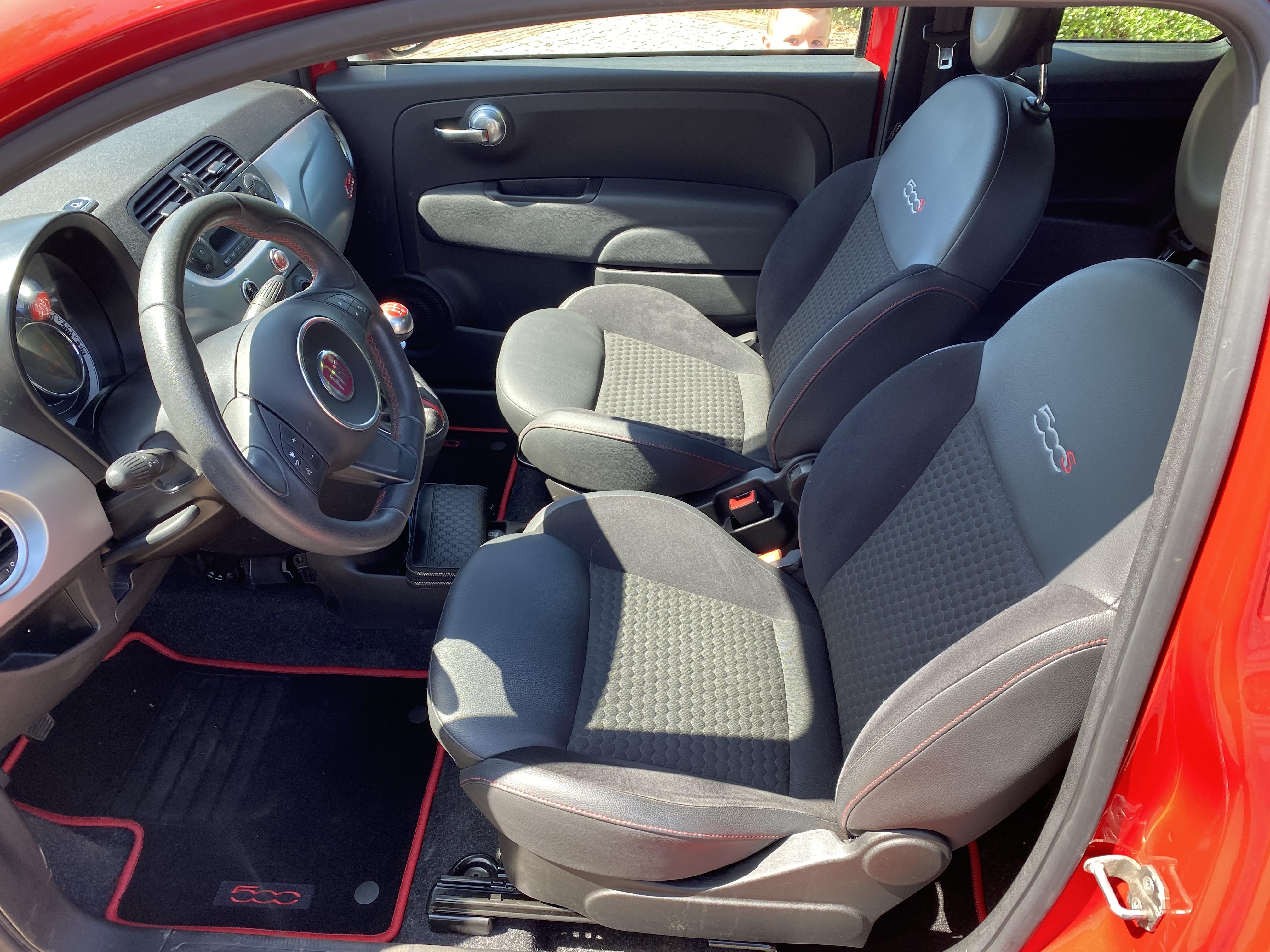Fiat 500c 1.2 sport
