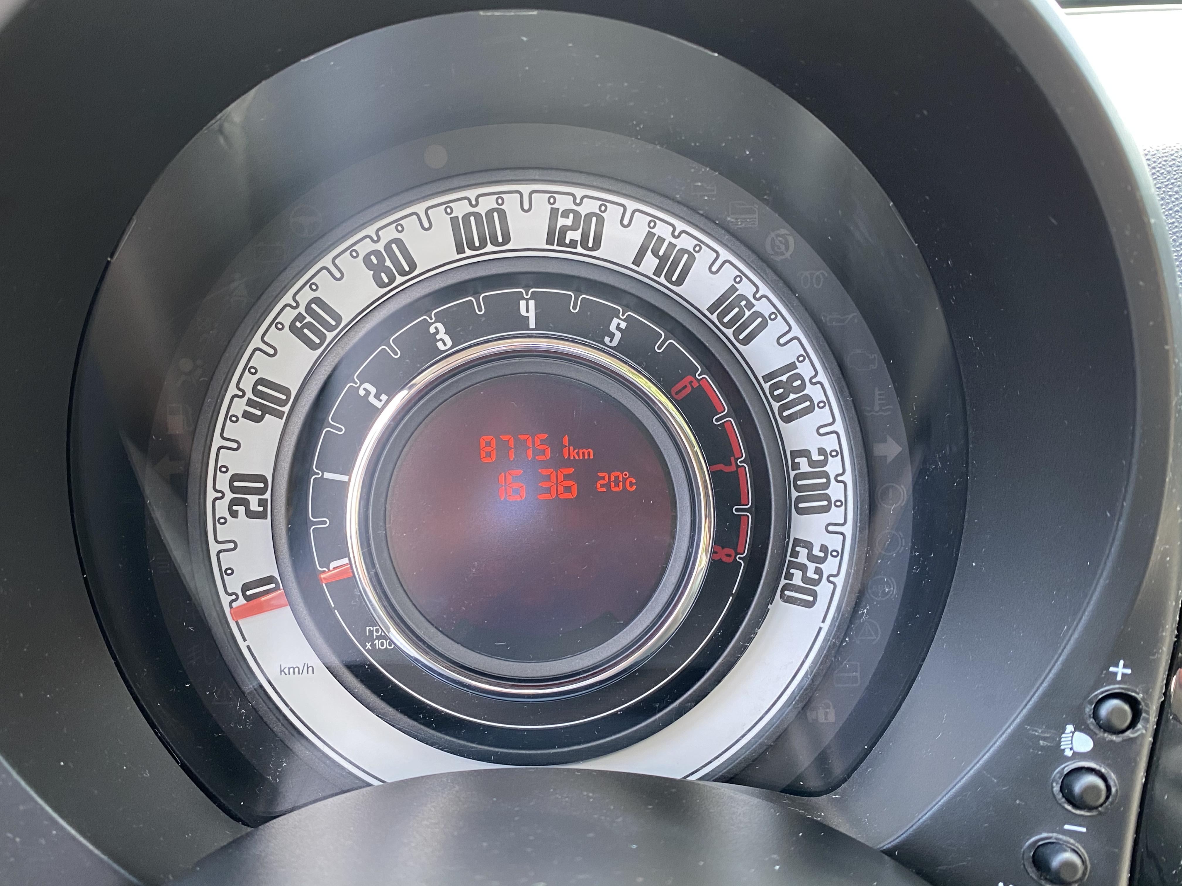 Fiat 500c 1.4 100pk Facelift model